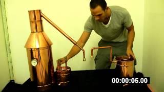 The Distillery Network Inc. Moonshine Still Walk-T