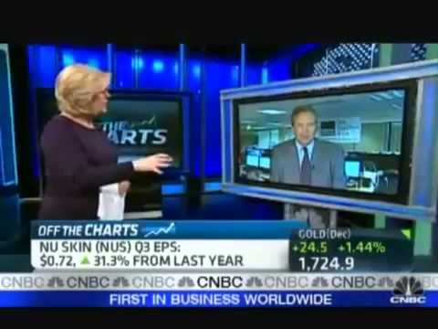 BUSINESS MEDIA 3   Nu Skin Featured in MSNBC News