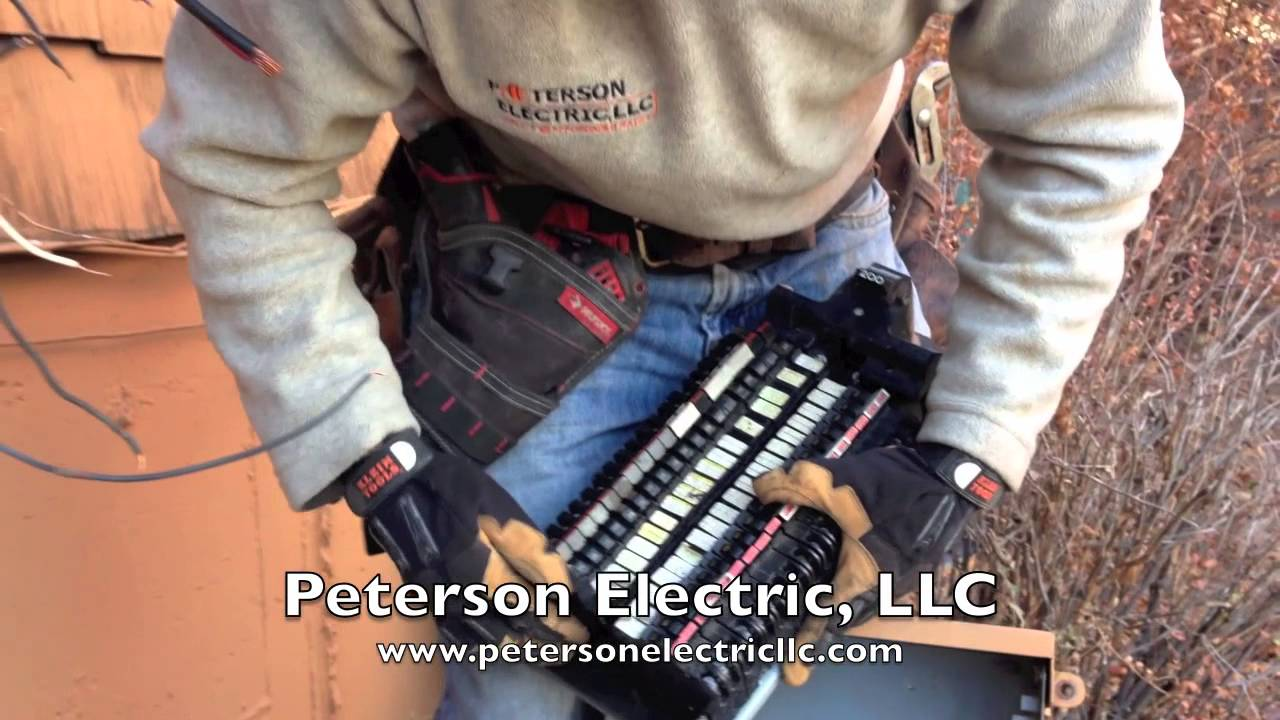 medium resolution of changing out an fpe panel federal pacific electric panel part 1 colorado electrician