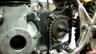 Rickman Metisse, Matchless engine & Norton trans by Randy