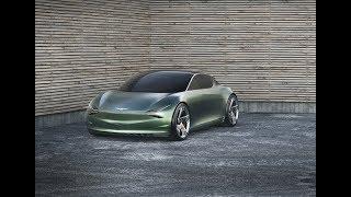 제네시스 첫 전기차 2021년 출시 'e+모델명…
