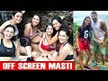 Zee tv serial, Kumkum Bhagya Off-Screen Masti | Adventure trip of kumkum bhagya Stars Abhi, pragya