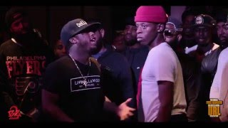 REED DOLLAZ VS CHESS SMACK/ URL RAP BATTLE | URLTV