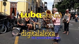 "Tuba Skinny -""Blues My Naughty Sweetie Gives To Me"" -  Royal St. 4/08/13"