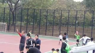 北區學界足球賽丙组-聖芳濟各中學對迦密柏雨-上半場part