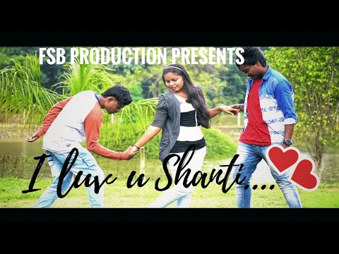 Shanti Shanti I Love U  Nagpuri Full HD Dance Video  ||Danced By Freestyle Boyzz
