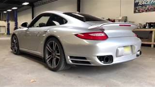SOUL | Porsche 997.2 Turbo Competition X Pipe Exhaust System