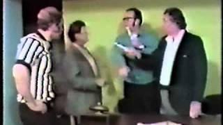 Hilarious Hillbilly Wrestling Promo! (1973)