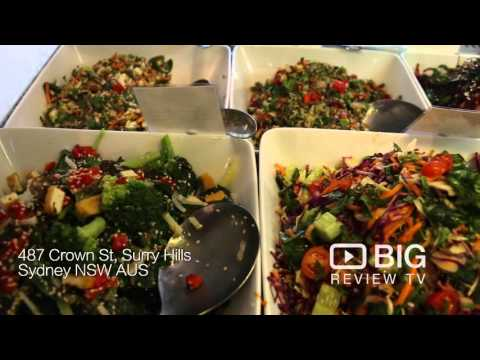Cafe | O Organic Produce | Organic Food | Surry Hills | NSW | Review | Content