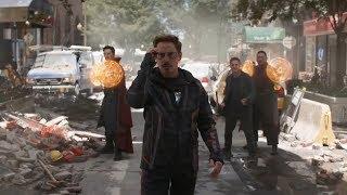 Мстители 3: Война Бесконечности (2018)— русский трейлер