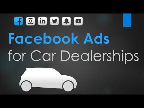 Facebook Advertising for Car Dealerships