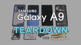 In this video, I will show you how to disassemble Samsung Galaxy A9...