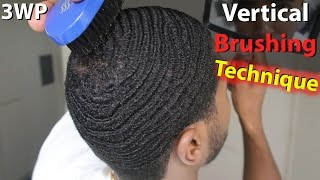 How To Get 360 Waves Vertical Brushing Technique!
