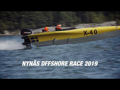 Nynäs Offshore Race 2019: Mostly above the Water.