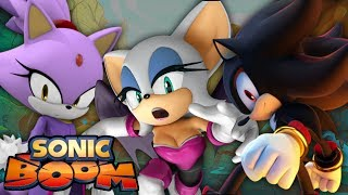 Returning Characters for Sonic Boom?