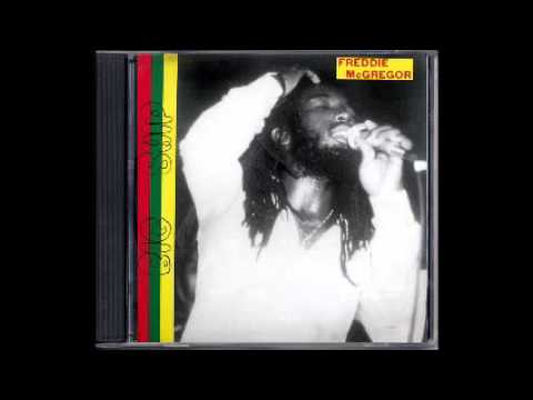 FREDDIE McGREGOR  - Holy Mount Zion / M JUNIOR ROOTS - AL: DIVULGANDO O BOM DO REGGAE