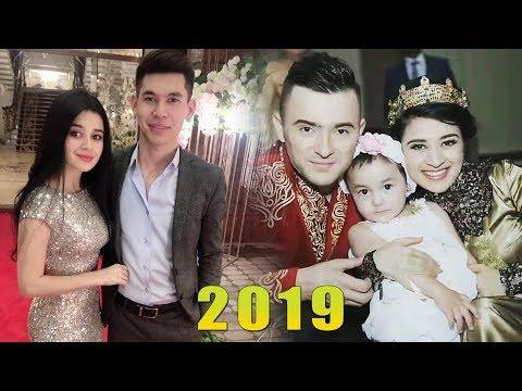 FARHOD VA SHIRIN YANGI OILAVIY VA SHAXSIY RASMLARI 2019