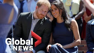Londoners, tourists weigh in on Prince Harry, Meghan Markle stepping back as working royals