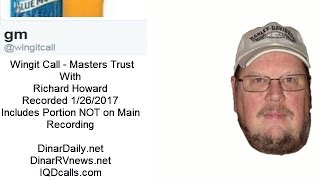 IQD - Wingit Call - Masters Trust With Richard Howard 2017 0126