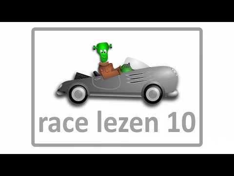 Super race lezen 10 - YouTube CX-04