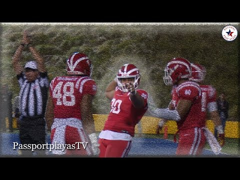 11/03/2017 - Mater Dei vs Servite - JT Daniels HITS ALL his targets!!!
