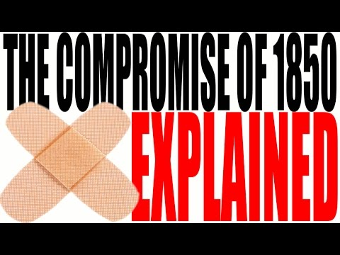 The Compromise of 1850 Explained: US History Review