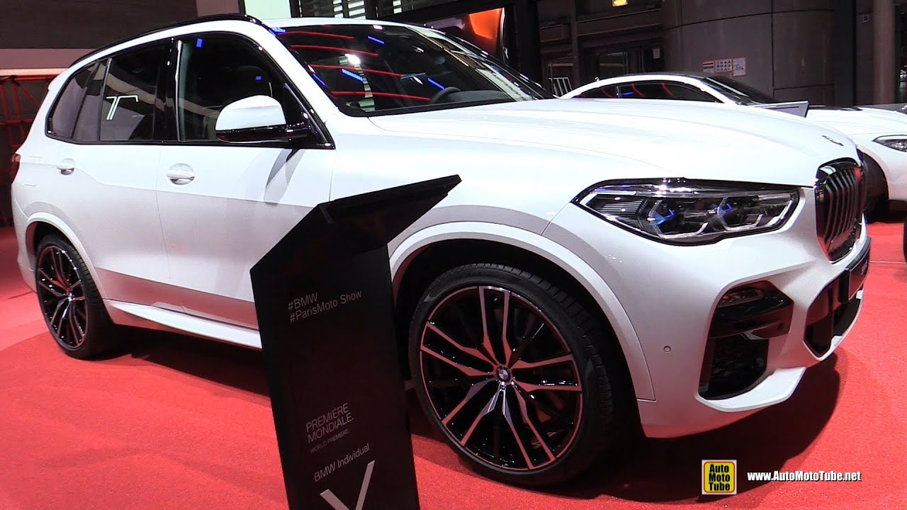 2019 Bmw X5 40i Xdrive 340hp M Sport Exterior And