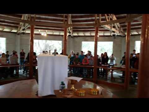 Saint John Paul II catholic school week at good counsel camp 2019
