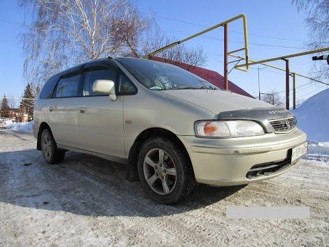 Honda Odyssey 1994-1999. Хонда Одиссей. Обзор