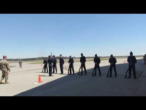 "Beaufort High School Strike Eagles Drill Team-SC934 ""Top Gun"" State Championships 2019"