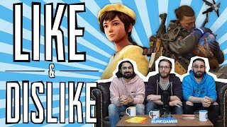 LIKE & DISLIKE: Black Friday, Death Stranding, Shenmue III, Pokémon...