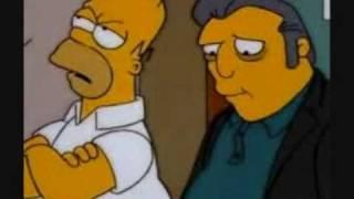 The Simpsons - Mafia Theme (Arrangement) 'The Lineman' Sam Spence