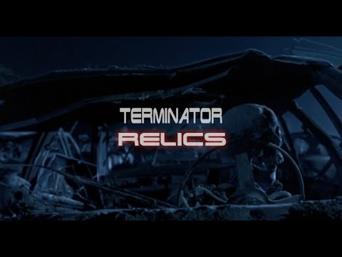 Terminator Relics  The Future War