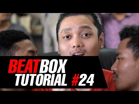 Tutorial Beatbox 24 - Dangdut Music by Jakarta Beatbox