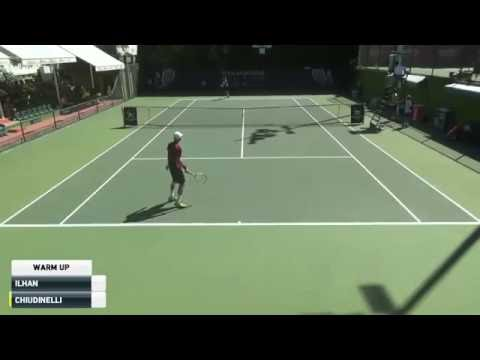 Marsel Ilhan - Marco Chiudinelli (Istanbul Challenger 2016) Quarterfinal
