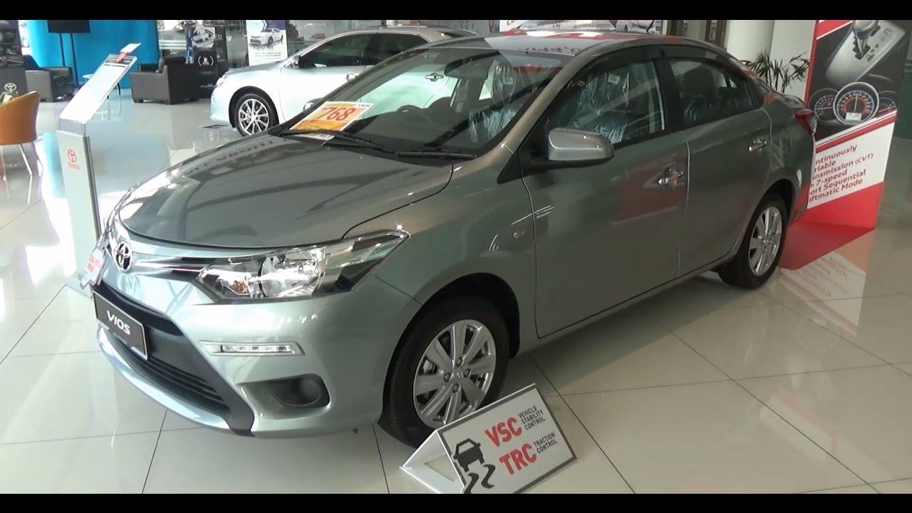 Toyota Vios 1 5j 2017 Exterior Amp Interior Youtube