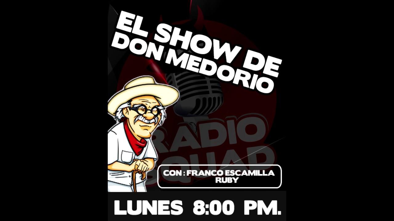 Don Medorio 10 De Abril Invitado Christian Meza Youtube