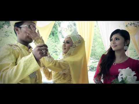 Official Wedding Video - Kerana Kamu - Ezad Lazim
