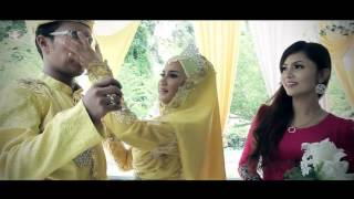 Official Wedding Video - Kerana Kamu - Ezad Lazim