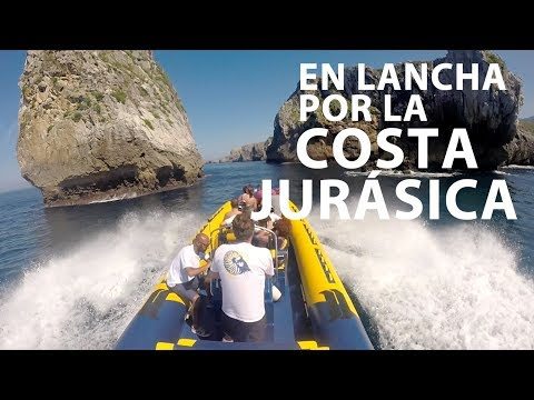 video about Adventure in Ribadesella