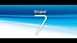 Drupal 7 - урок 1 - Установка Drupal