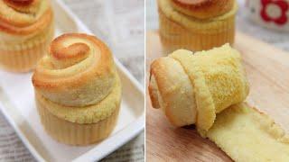 아몬드크림롤빵 세상고소하고 맛있는빵 /Almond Cr…