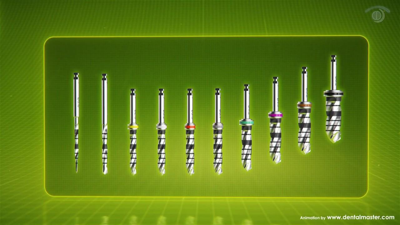 Download Straumann® BLX Drilling Protocol