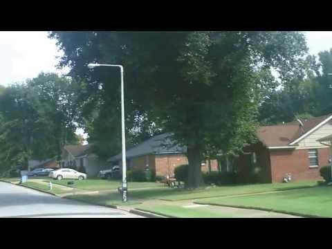 2510 Clear Park Drive Frayser neighbourhood in Memphis