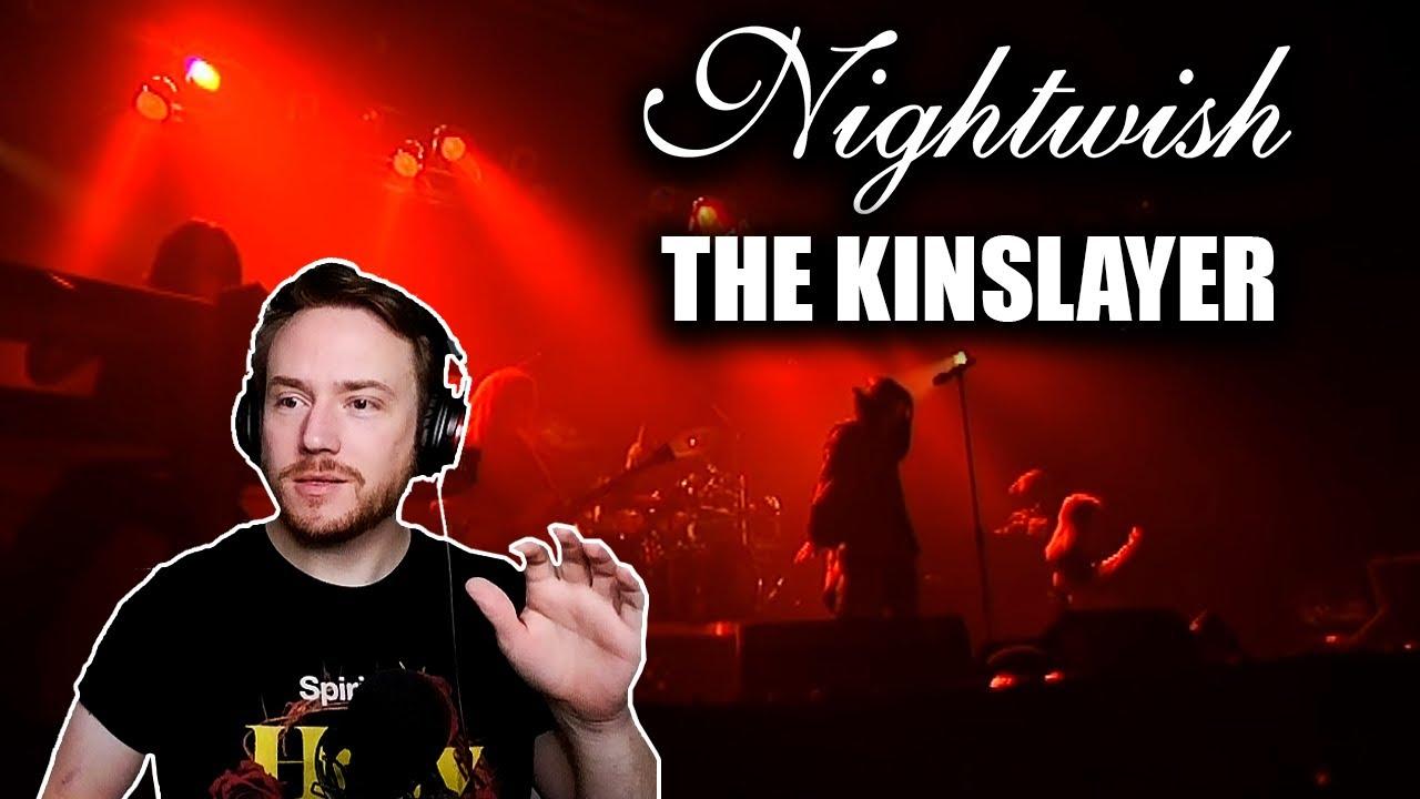REACTING to NIGHTWISH (The Kinslayer) 👨🏻🤝👨🏻⚔🔥