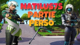 LIVE FORTNITE BATTLE ROYALE CONCOURS CREATOR PART PERSO SKIN TO WIN ALL 100 ABO