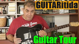 Guitar Tour (electrics)  | StarovasTV