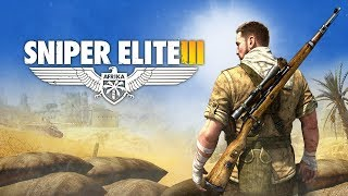 Český Gameplay | Sniper Elite III | Pekelný oheň | feat. Baryk | 1080p/50fps