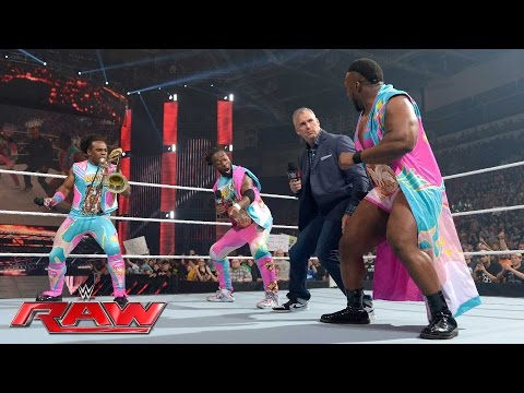 Shane & Stephanie McMahon address rumors surrounding the 2016 WWE Brand Extension: Raw, May 30, 2016 thumbnail