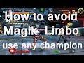 how to avoid magik limbo marvel contest of champion